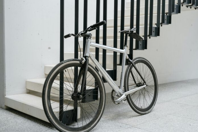fietsenrekken