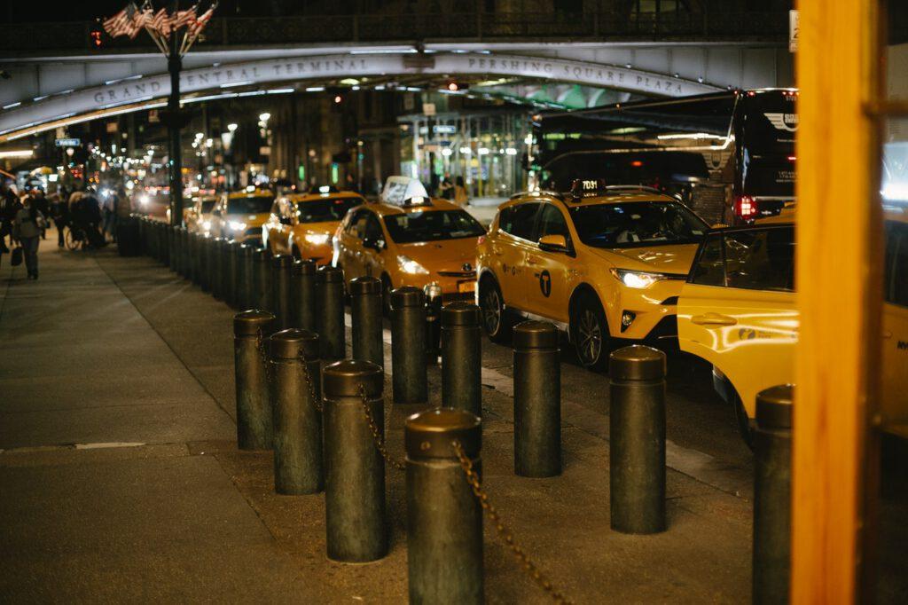 Taxi hoorn